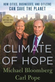 Climate of Hope by Bloomberg & Pope