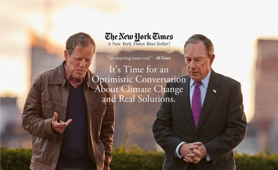 Climate of Hope by Michael Bloomberg & Carl Pope
